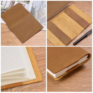 Classic Leather Journal Cover