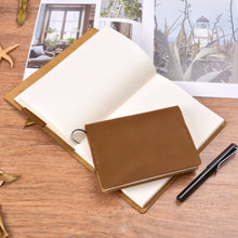 Load image into Gallery viewer, Classic Leather Journal Cover