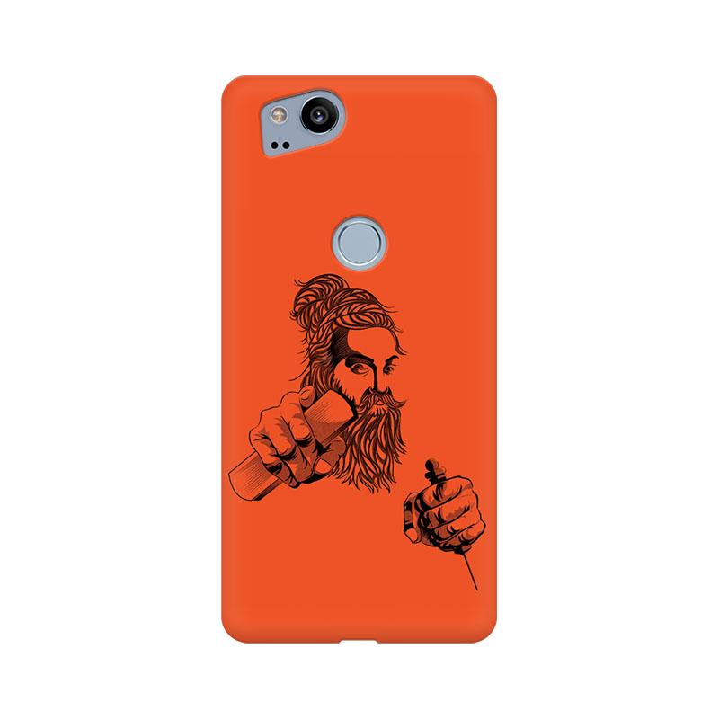 Thiruvalluvar - Google Pixel2 Mobile covers - Angi | Tamil T-shirt | Chennai T-shirt