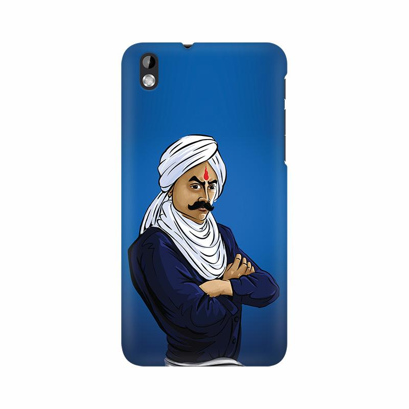 Bharathiyar - HTC 816 Mobile covers - Angi | Tamil T-shirt | Chennai T-shirt