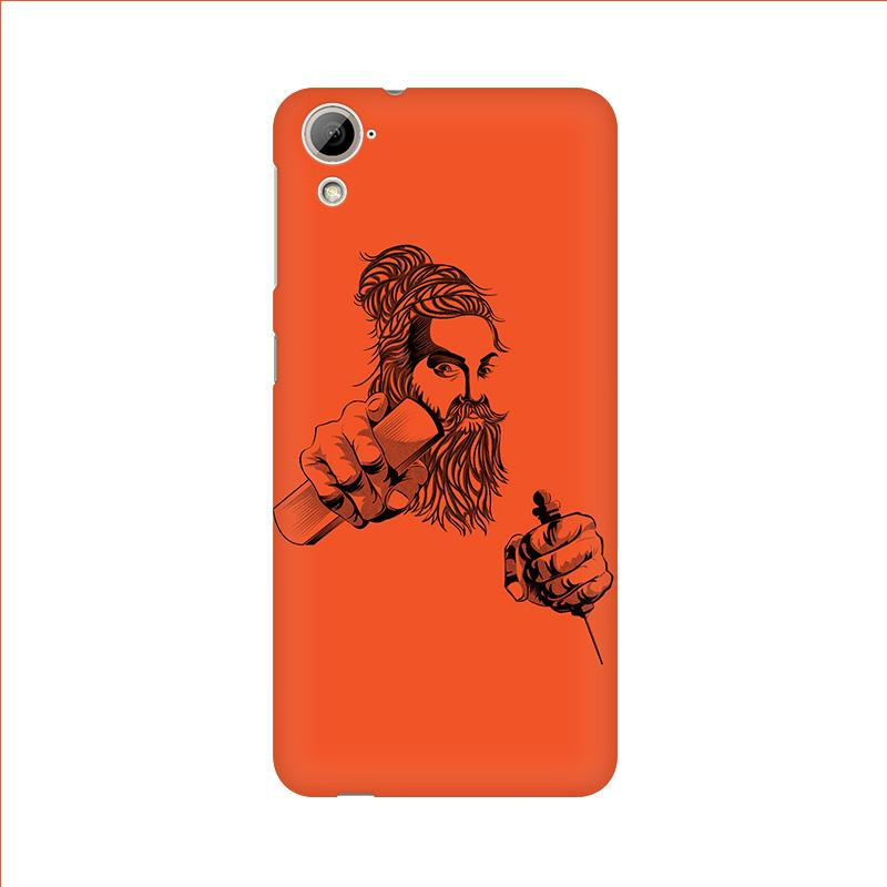 Thiruvalluvar - HTC Desire 820 Mobile covers - Angi | Tamil T-shirt | Chennai T-shirt