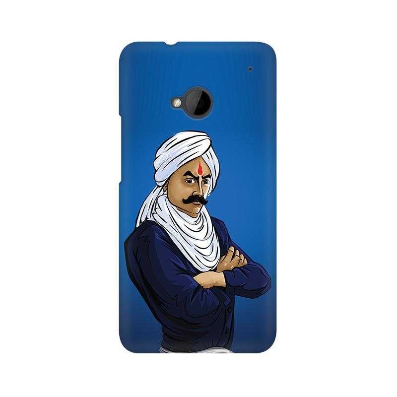 Bharathiyar - HTC One M7 Mobile covers - Angi | Tamil T-shirt | Chennai T-shirt