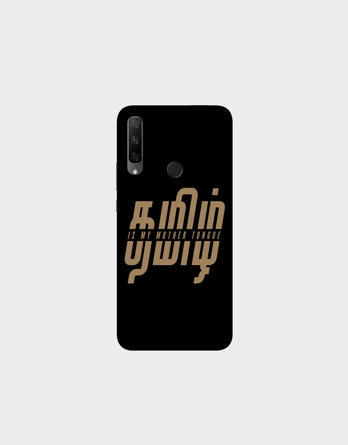 Tamil is my mother tonque -Honor 9X  Mobile covers