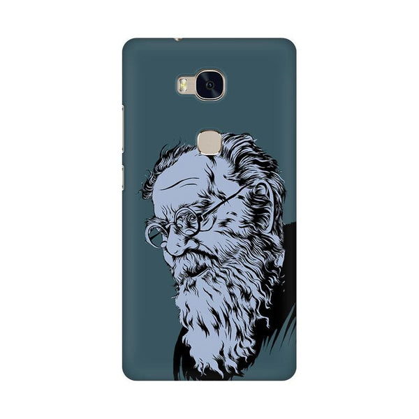 Periyar - Honor 5x Mobile covers - Angi | Tamil T-shirt | Chennai T-shirt