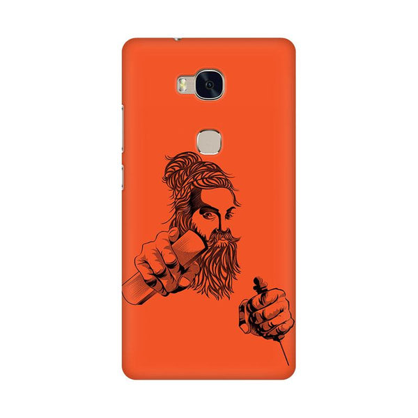 Thiruvalluvar - Honor 5x Mobile covers - Angi | Tamil T-shirt | Chennai T-shirt