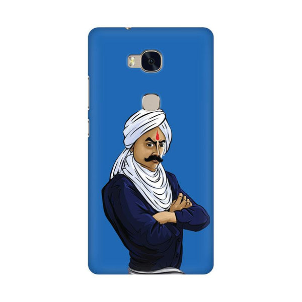 Bharathiyar - Honor 5x Mobile covers - Angi | Tamil T-shirt | Chennai T-shirt