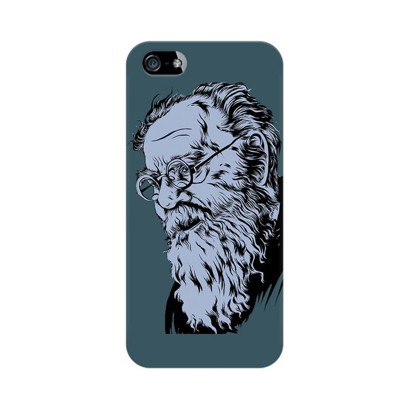 Periyar - iPhone 5 Mobile covers - Angi | Tamil T-shirt | Chennai T-shirt