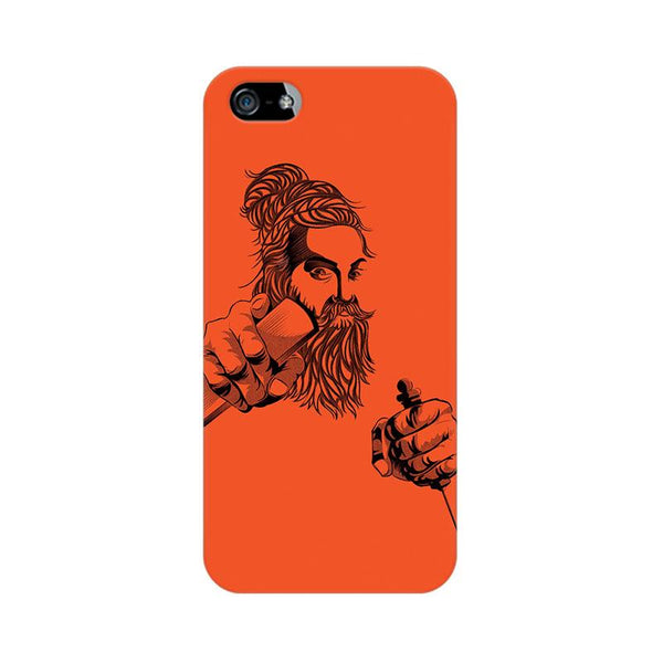 Thiruvalluvar - iPhone 5 Mobile covers - Angi | Tamil T-shirt | Chennai T-shirt