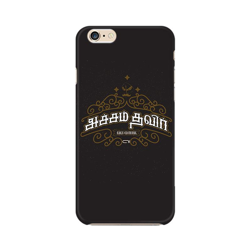 Acham Thavir - iPhone 6 Mobile covers - Angi | Tamil T-shirt | Chennai T-shirt