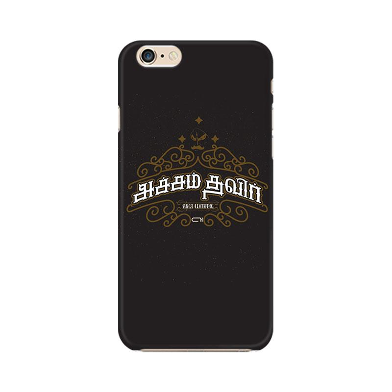Acham Thavir - iPhone 6 Plus Mobile covers - Angi | Tamil T-shirt | Chennai T-shirt