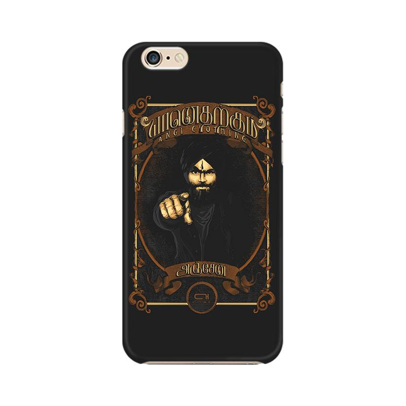 Yaan Anjen Bharathi - iPhone 6 Plus Mobile covers - Angi | Tamil T-shirt | Chennai T-shirt