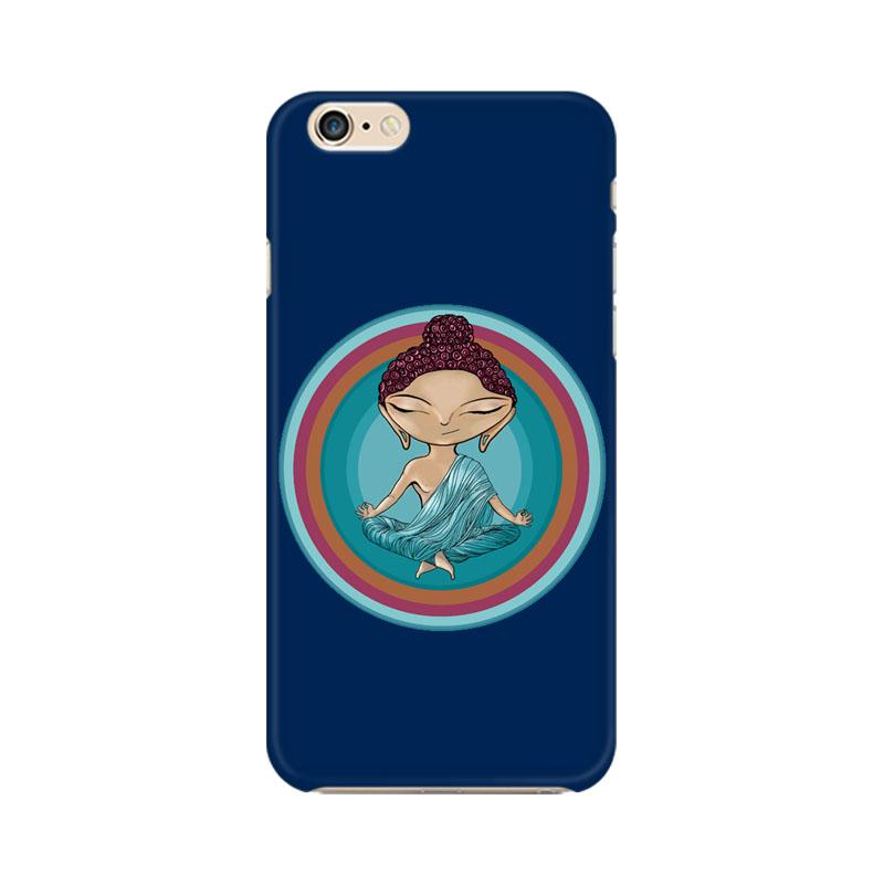 Buddha - iPhone 6 Plus Mobile covers - Angi | Tamil T-shirt | Chennai T-shirt