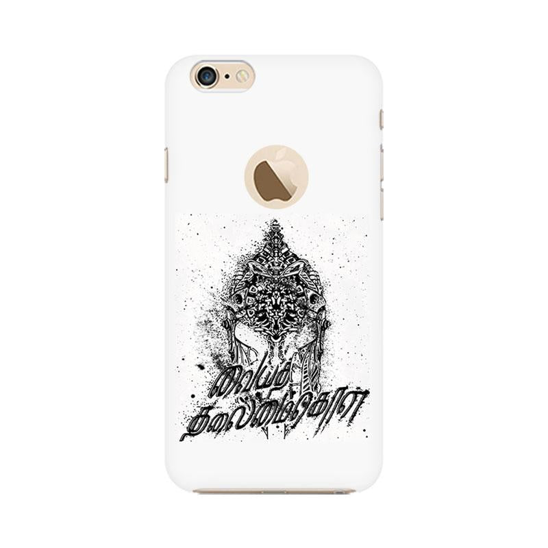 Vaiya Thalamai Kol - iPhone 6 Plus hole Mobile covers - Angi | Tamil T-shirt | Chennai T-shirt