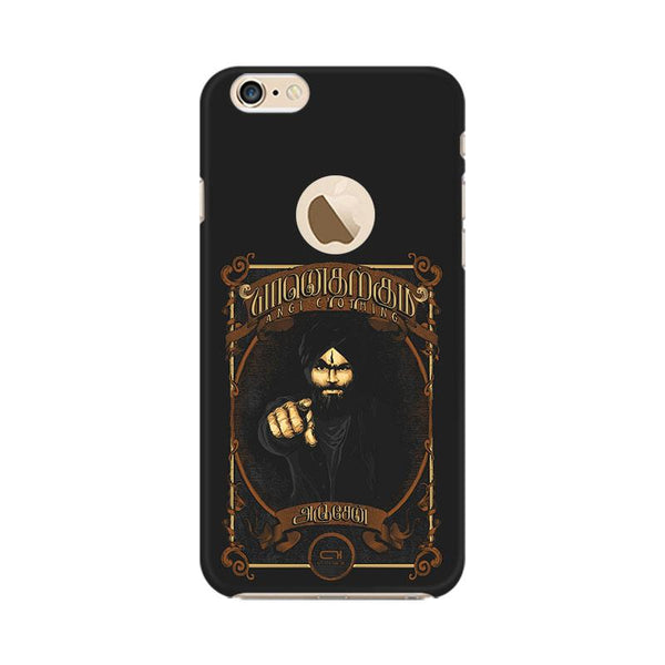 Yaan Anjen Bharathi - iPhone 6 Plus hole Mobile covers - Angi | Tamil T-shirt | Chennai T-shirt