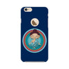 Buddha - iPhone 6 Plus hole Mobile covers - Angi | Tamil T-shirt | Chennai T-shirt