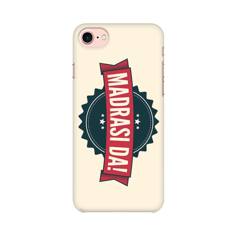 Madrasi da - iPhone 7 Mobile covers - Angi | Tamil T-shirt | Chennai T-shirt