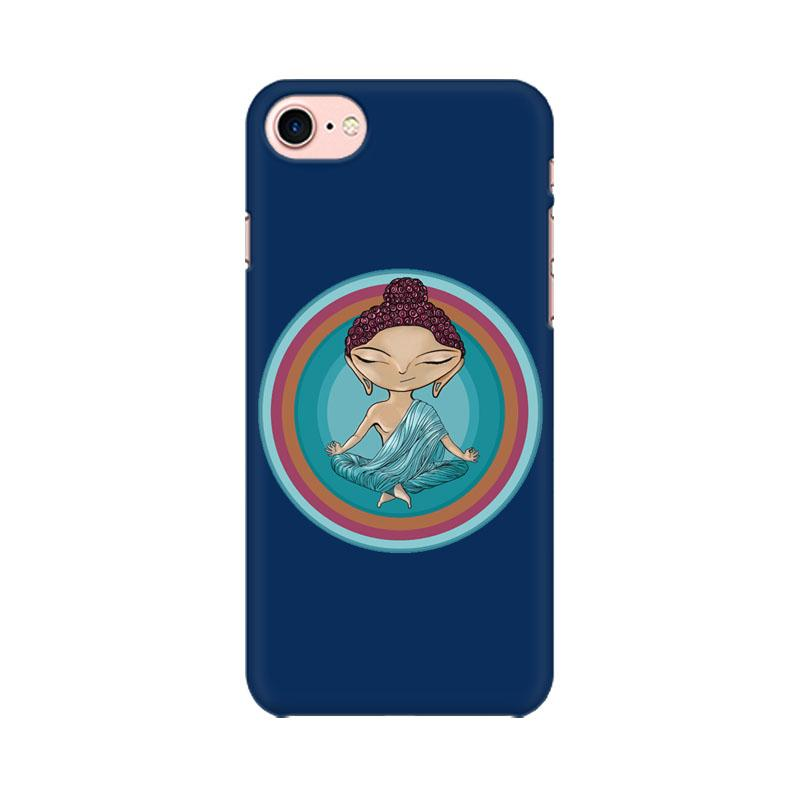 Buddha - iPhone 7 Mobile covers - Angi | Tamil T-shirt | Chennai T-shirt