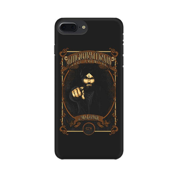 Yaan Anjen Bharathi - iPhone 7 Plus Mobile covers - Angi | Tamil T-shirt | Chennai T-shirt