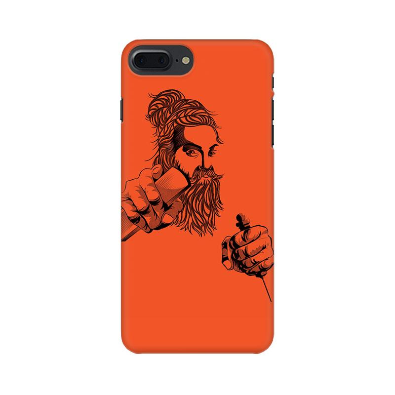 Thiruvalluvar - iPhone 7 Plus Mobile covers - Angi | Tamil T-shirt | Chennai T-shirt