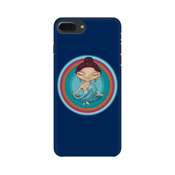 Buddha - iPhone 7 Plus Mobile covers - Angi | Tamil T-shirt | Chennai T-shirt