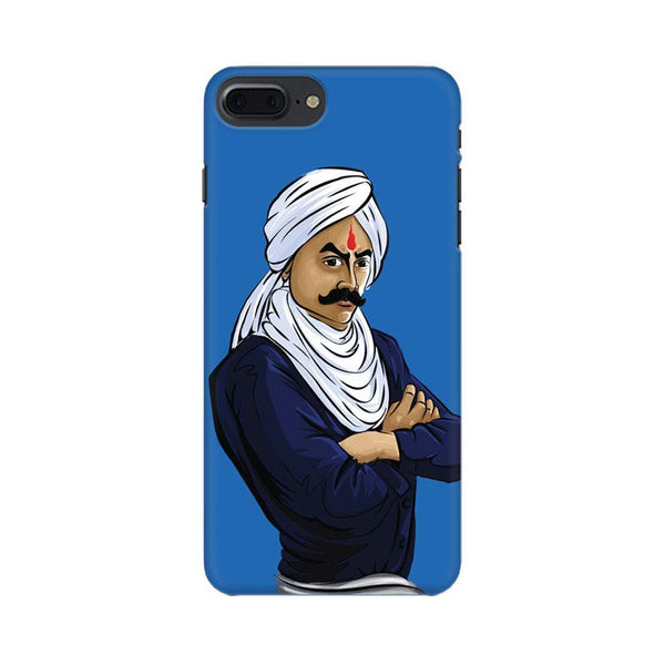 Bharathiyar - iPhone 7 Plus Mobile covers - Angi | Tamil T-shirt | Chennai T-shirt