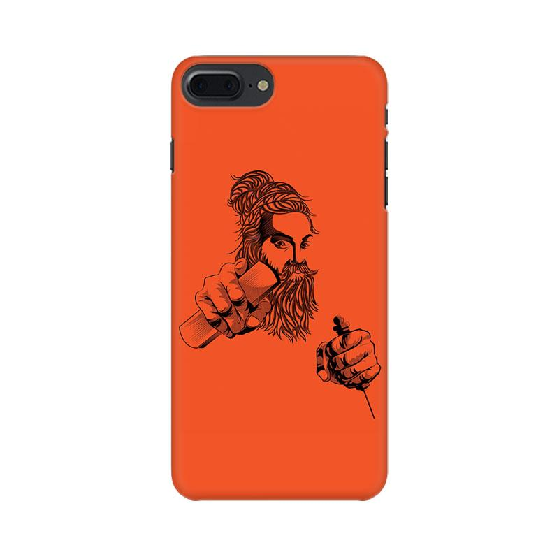Thiruvalluvar - iPhone 8 Plus Mobile covers - Angi | Tamil T-shirt | Chennai T-shirt