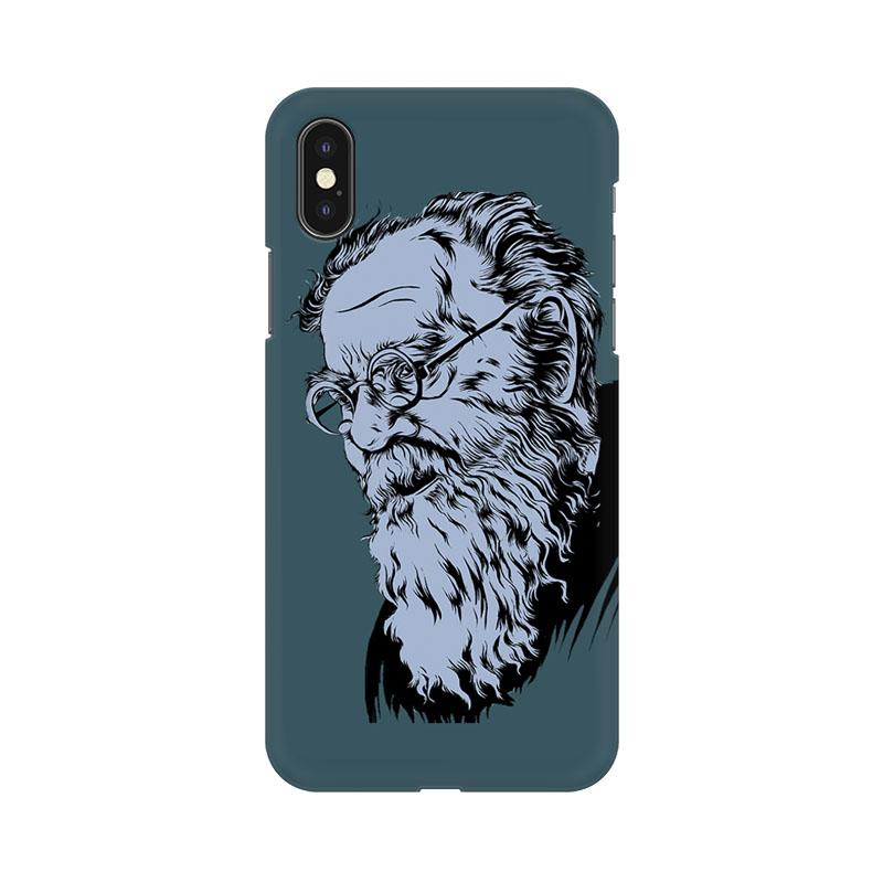 Periyar - iPhone X Mobile covers - Angi | Tamil T-shirt | Chennai T-shirt