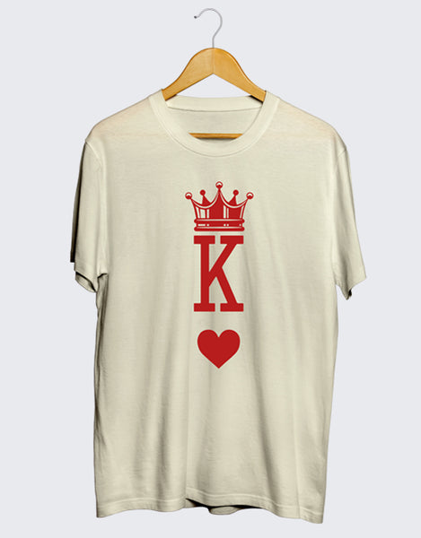 KING | BODYSODA | COUPLE T-SHIRT