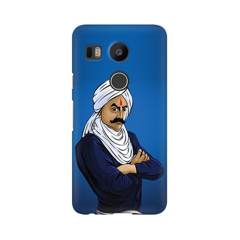 Bharathiyar - Nexus 5X Mobile covers - Angi | Tamil T-shirt | Chennai T-shirt