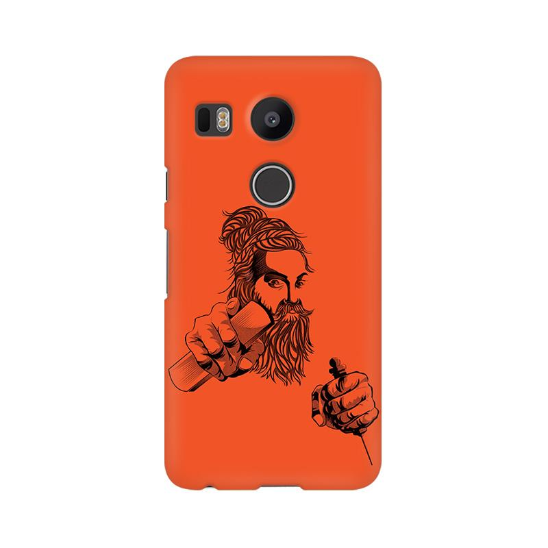 Thiruvalluvar - Nexus 5X Mobile covers - Angi | Tamil T-shirt | Chennai T-shirt