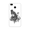 Adiyogi - Redmi 4X Mobile covers - Angi | Tamil T-shirt | Chennai T-shirt