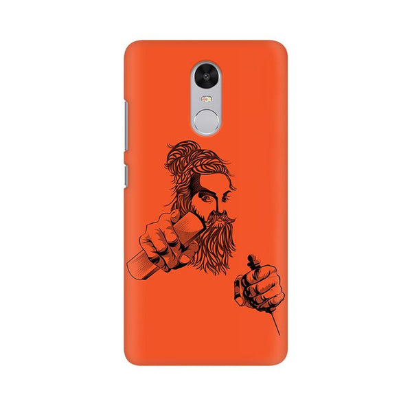 Thiruvalluvar - Redmi Note 4X Mobile covers - Angi | Tamil T-shirt | Chennai T-shirt