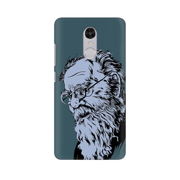 Periyar - Redmi Note 4X Mobile covers - Angi | Tamil T-shirt | Chennai T-shirt