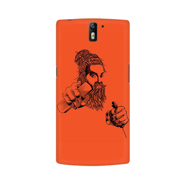 Thiruvalluvar - Oneplus 1 Mobile covers - Angi | Tamil T-shirt | Chennai T-shirt