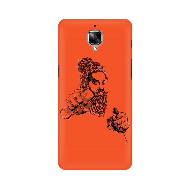 Thiruvalluvar - Oneplus 3 Mobile covers - Angi | Tamil T-shirt | Chennai T-shirt
