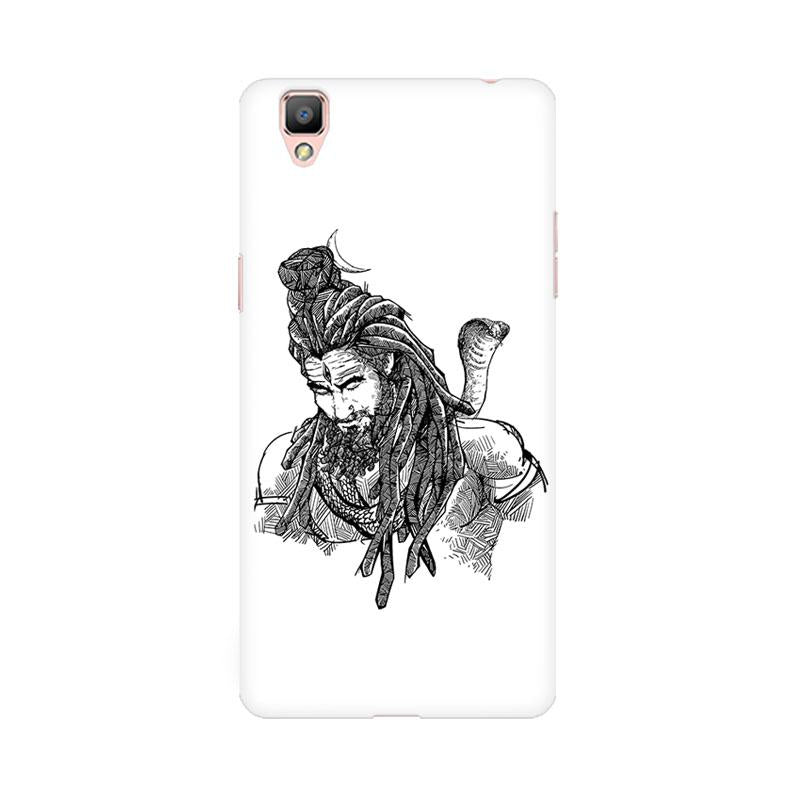 Adiyogi - Oppo f1 Plus Mobile covers - Angi | Tamil T-shirt | Chennai T-shirt