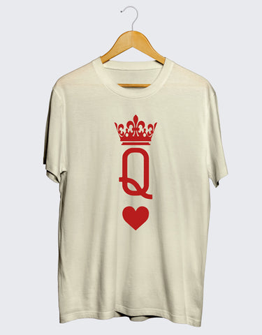 QUEEN | BODYSODA | COUPLE T-SHIRT