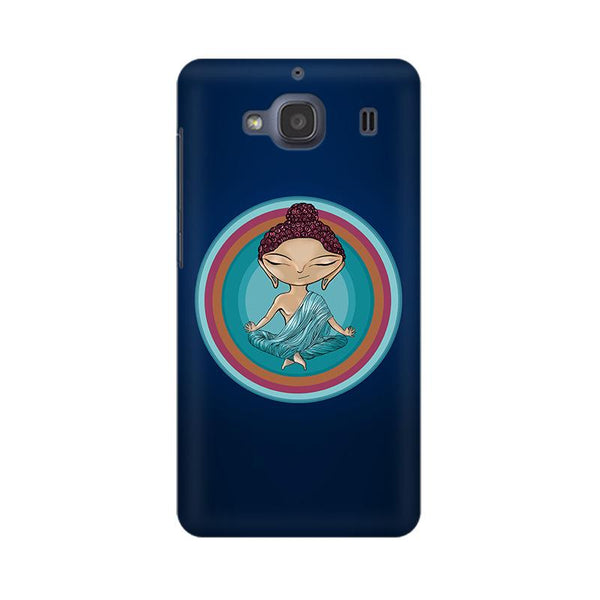 Buddha - Redmi 2S Mobile covers - Angi | Tamil T-shirt | Chennai T-shirt