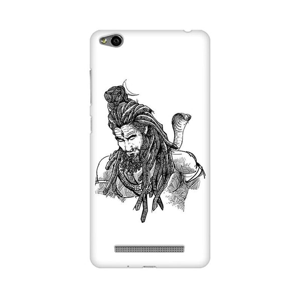 Adiyogi - Redmi 3S Mobile covers - Angi | Tamil T-shirt | Chennai T-shirt