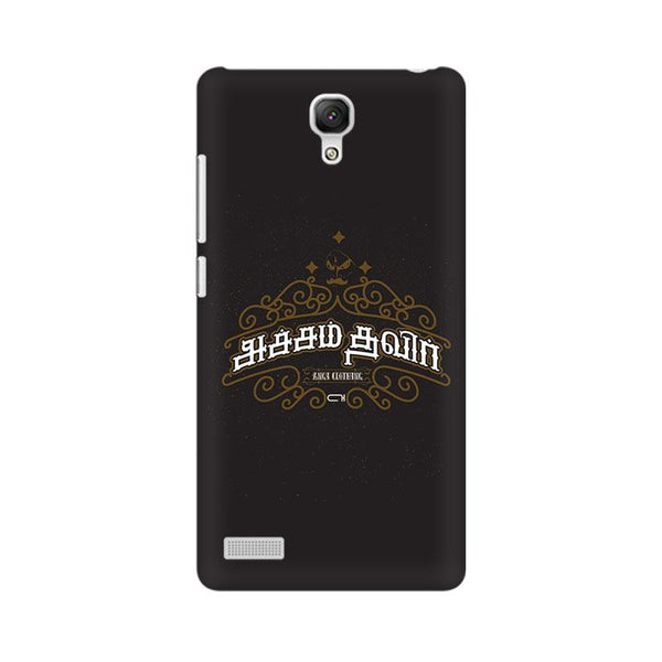 Acham Thavir - Redmi note Mobile covers - Angi | Tamil T-shirt | Chennai T-shirt