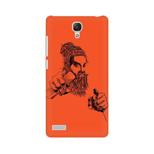 Thiruvalluvar - Redmi note Mobile covers - Angi | Tamil T-shirt | Chennai T-shirt