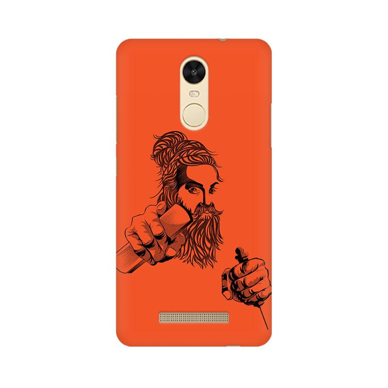 Thiruvalluvar - Redmi note 3 Mobile covers - Angi | Tamil T-shirt | Chennai T-shirt