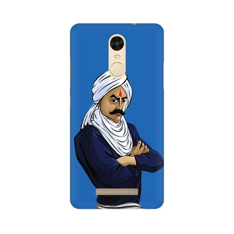 Bharathiyar - Redmi note 3 Mobile covers - Angi | Tamil T-shirt | Chennai T-shirt