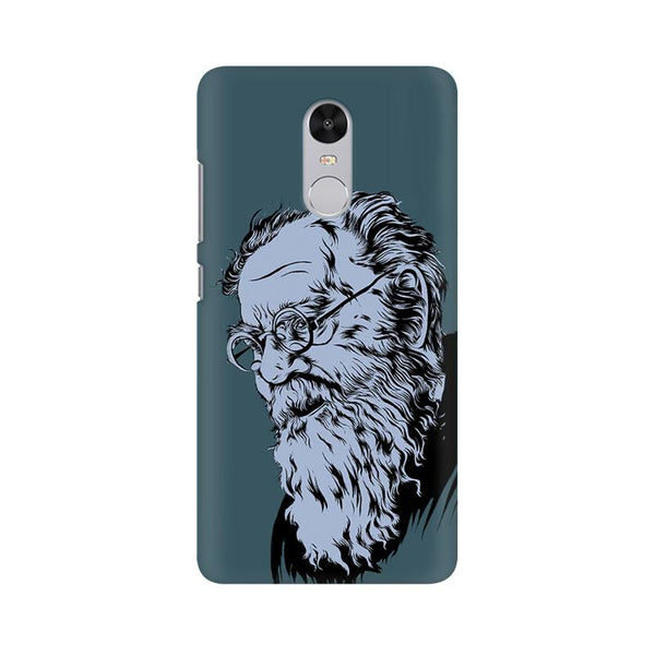 Periyar - Redmi note 4 Mobile covers - Angi | Tamil T-shirt | Chennai T-shirt