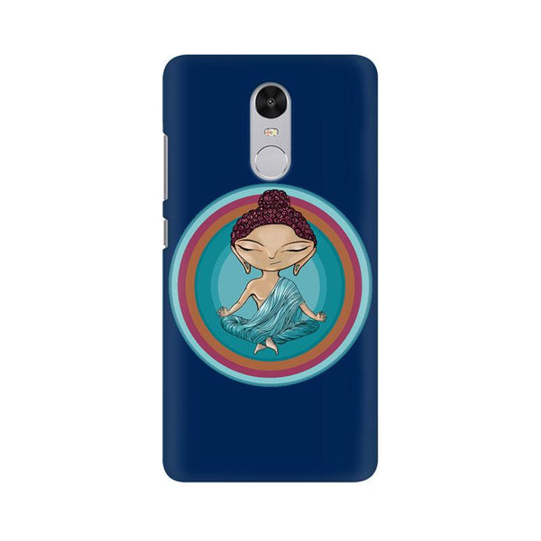 Buddha - Redmi note 4 Mobile covers - Angi | Tamil T-shirt | Chennai T-shirt