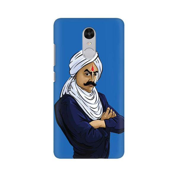 Bharathiyar - Redmi note 4 Mobile covers - Angi | Tamil T-shirt | Chennai T-shirt