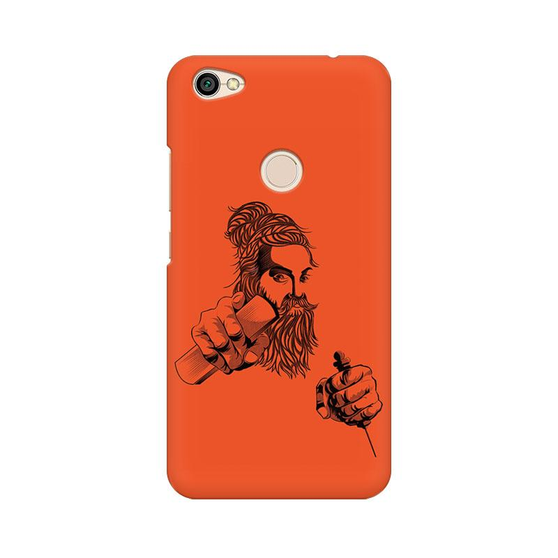 Thiruvalluvar - Redmi Y1 Mobile covers - Angi | Tamil T-shirt | Chennai T-shirt