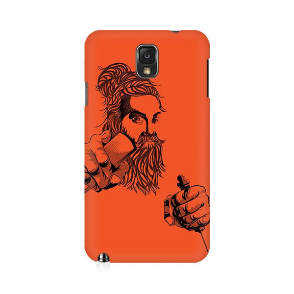 Thiruvalluvar - Samsung note 3 Mobile covers - Angi | Tamil T-shirt | Chennai T-shirt