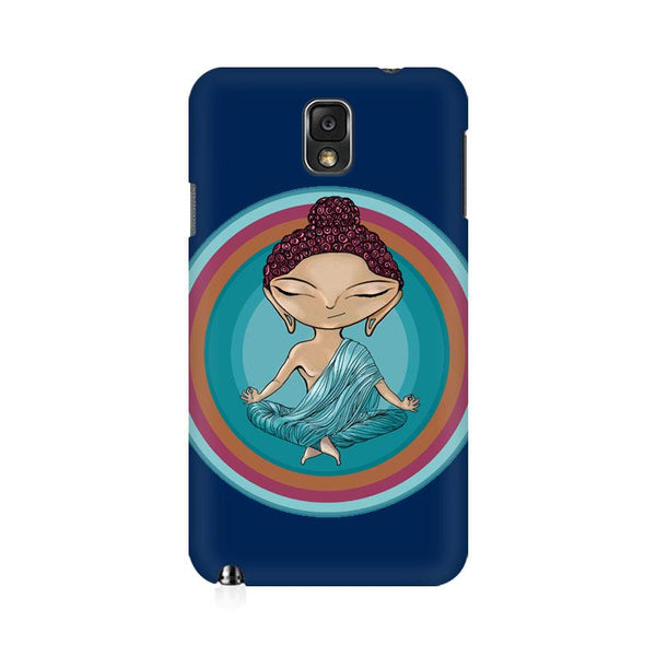 Buddha - Samsung note 3 Mobile covers - Angi | Tamil T-shirt | Chennai T-shirt