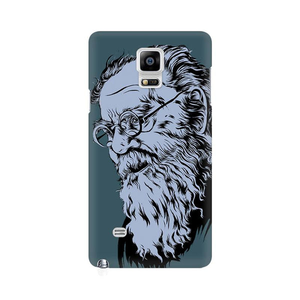 Periyar - Samsung note 4 Mobile covers - Angi | Tamil T-shirt | Chennai T-shirt
